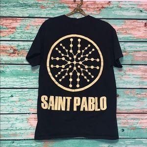 Kanye West Saint Pablo T-shirt